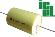 ICEL PHC Metallized Polypropylene Capacitors