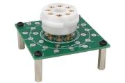 JA DIY Octal valve holder PCB