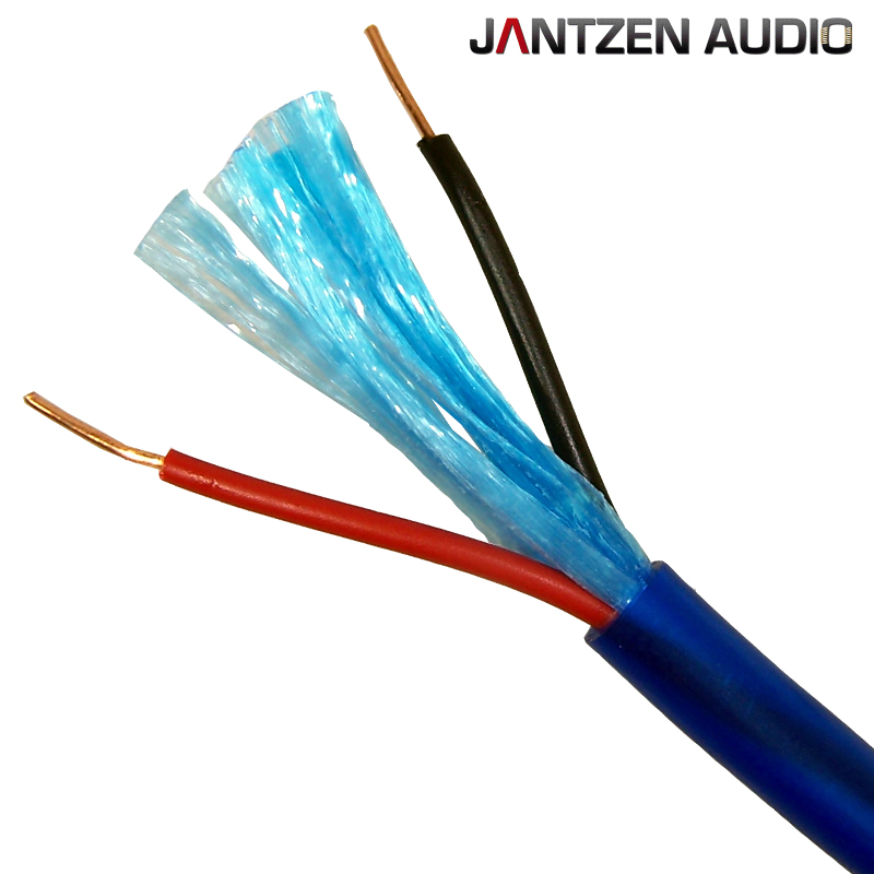 006-0080: Jantzen Speaker Cable, 2 x AWG 17 | Hifi Collective