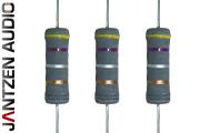 Jantzen 5W MOX Resistors