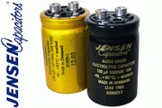 Jensen Radial Electrolytic Capacitors (screw terminal)