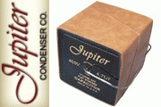 Jupiter HT Flat Stacked Paper Beeswax Cryo Capacitors