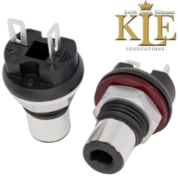 KLE Innovations Copper Harmony RCA Socket (Pair)