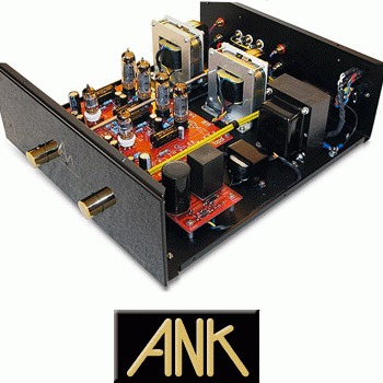 AN Kits EL34 push-pull amp