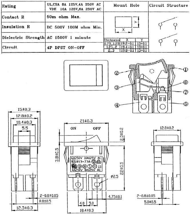 mains_switch_small_rocker_layout_pic_0 Boiler Dpst Switch Wiring Diagram on burnham gas, for weil-mclain cga, mclain weil oil, home gas, slant fin, pump thermostat, atmospheric gas,