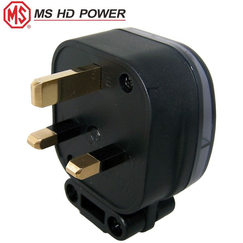 Ms Hd Power Ms328 13a Uk Plug  Unplated