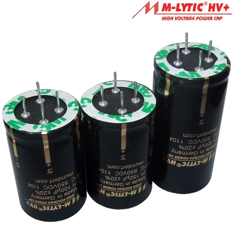 Mundorf Mlytic Hv Electrolytic Capacitors Hifi Collective