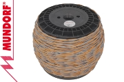 Mundorf Copper WIres, OFC - 2x1mm, 2x1.5mm, 2x2mm