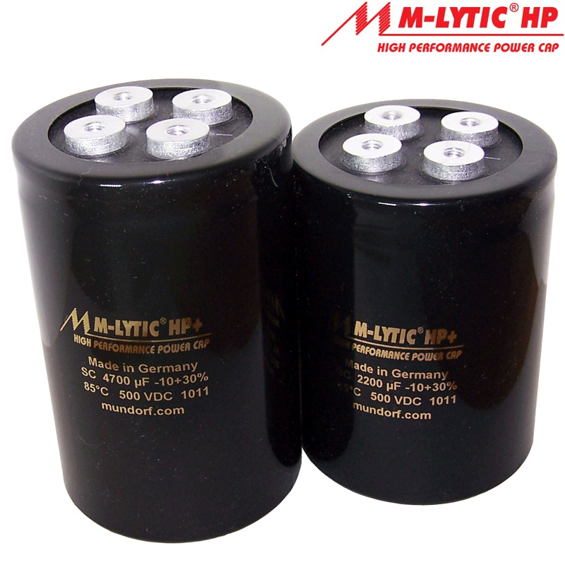 Mundorf Mlytic Hp Electrolytic Capacitors Hifi Collective