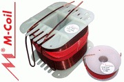 Mundorf Air-core coils M-Coil, L, BL & VL range
