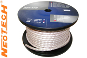 Neotech NEMOS-5080: Rectangular Copper Speaker Cable