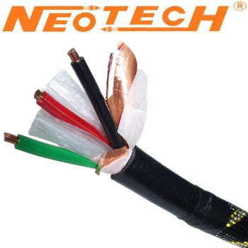 Neotech NEP-3160 UP-OCC Copper Mains Cable (0.25m)