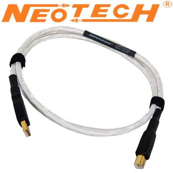 NEUB-1020-1 Neotech USB 2.0 cable, UP-OCC Silver, 1 metre