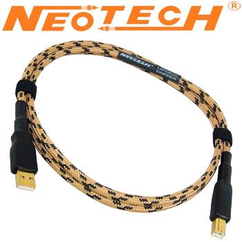 NEUB-3020-1 Neotech USB 2.0 cable, UP-OCC Copper, 1 metre