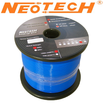 STDST-20: Neotech Multistrand Silver Wire, 7/0.32mm