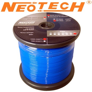 SOST-24: Neotech Solid Silver Wire, 1/0.52mm