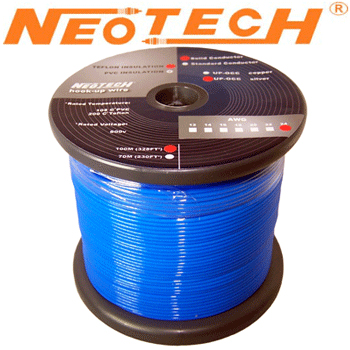 STDST-22: Neotech Multistrand Silver Wire, 7/0.25mm