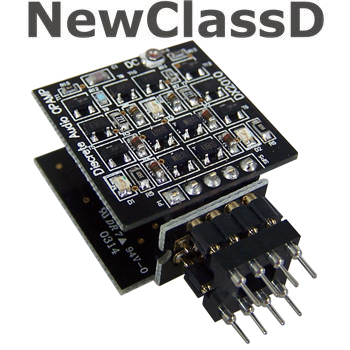 NewClassD Dual Op-amp - Special Edition