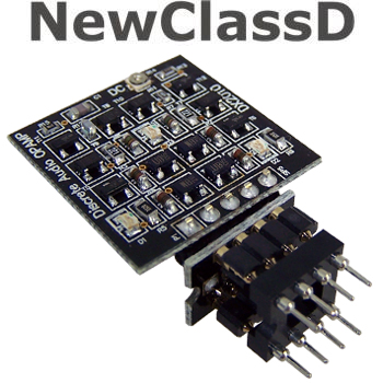 NewClassD single op-amp - Special Edition