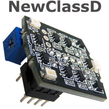 NewClassD single op-amp - Ultimate Edition