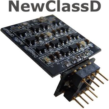 NewClassD single op-amp