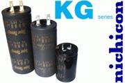Nichicon KG Electrolytic Capacitor