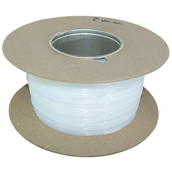 PTFE sleeving (for 2mm dia wire) 1 metre