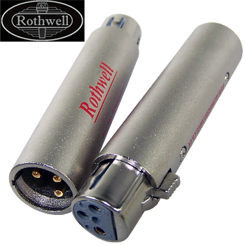 Rothwell In-Line Balanced Attenuator (pair)