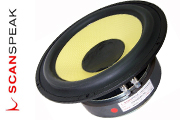 ScanSpeak 18W, 8546-00 MidWoofer - Classic Range