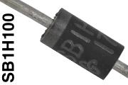 SB1H100 Schottky Diode