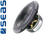 Seas CA15RLY MidWoofer, H1216-08ohm - Prestige Series