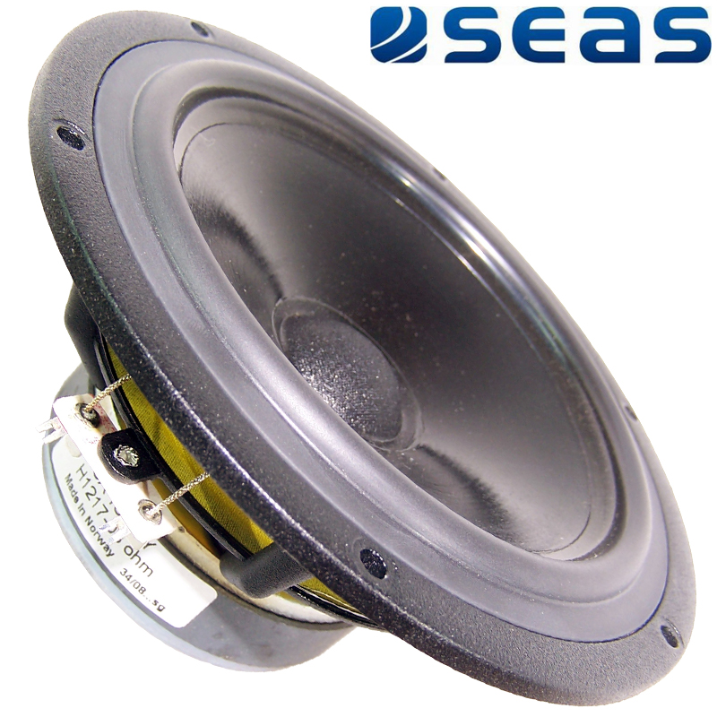 Seas CA18RLY Woofer, H1217-08 - Prestige Series | Hifi Collective