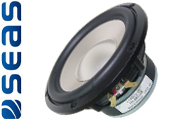 Seas L16RN-SL Woofer, H1480-08