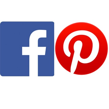 Follow us on Facebook and Pintrest
