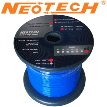 SOST-28: Neotech Solid Silver Wire, 1/0.34mm