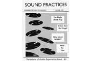 Sound Practices Issue 1