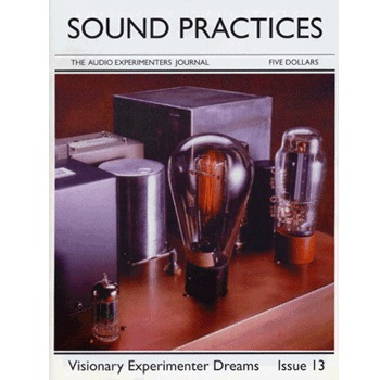 Sound Practices - Vol.2 issue 13