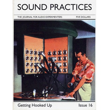 Sound Practices, Issue 16