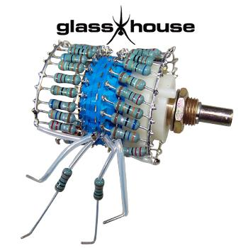 Glasshouse Takman 0.5W Metal Film Shunt Stepped Attenuator