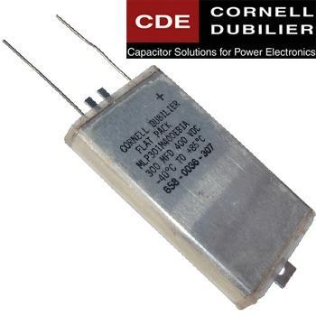 CORNELL DUBILIER Aluminum Electrolytic Capacitors