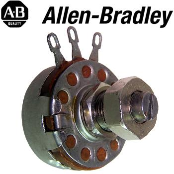 Allen Bradley Type J Mono Trimmer Lockable Potentiometers