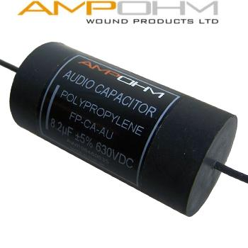 Ampohm Metallized Polypropylene Capacitors