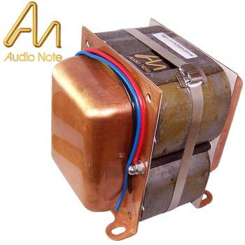 Audio Note output transformer, TRANS-305 double C-core version with copper shrouds fitted