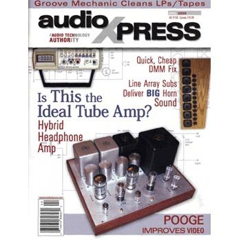 audioXpress: April 2005, vol.36, No.4