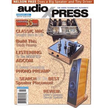 audioXpress: February 2004, vol.35, No.2