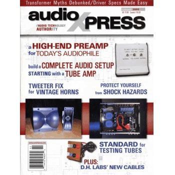 audioXpress: February 2005, vol.36, No.2