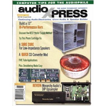 audioXpress: January 2003, Vol.34, No.1