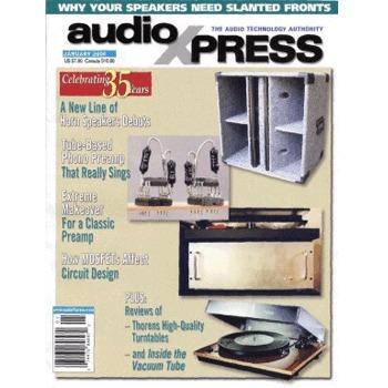 audioXpress: January 2004, vol.35, No.1