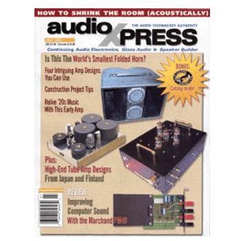 audioXpress: July 2003, vol.34, No.7
