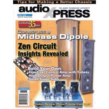 audioXpress: June 2004, vol.35, No.6